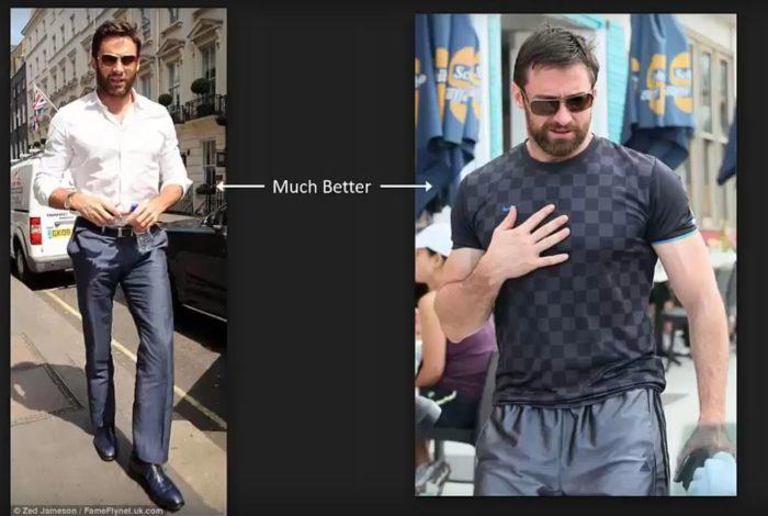 more attractive male body type