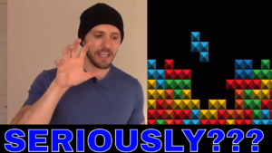 Easy Hacks for Fast Fat Loss #34: How TETRIS (Yes, Tetris) Can Help You Lose Weight