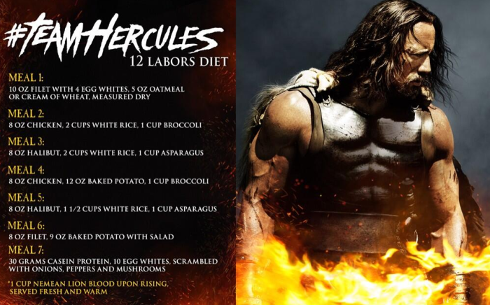 Should You Follow The Rock's Hercules Workout Plan & Diet? - Stronger + Leaner